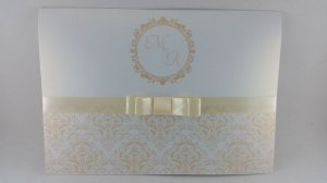 Promocao - Convite casamento Papel 250g