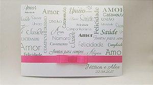 Convite nomes e frases