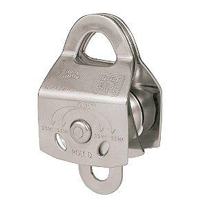 POLIA DUPLA ROLL D ACO INOX 27 N6 USP400850100 - ULTRA SAFE