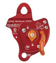 Descensor para resgate MPD 13mm vermelho NFPA