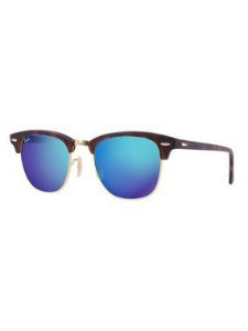 Óculos Ray Ban ClubMaster Flash Lenses SPOC