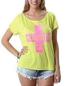 Blusa Hollister