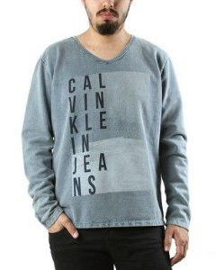 Moletom Calvin Klein