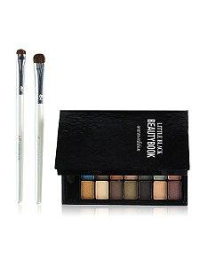 Kit Paleta de Maquiagem Little Black Beauty Book MUSA