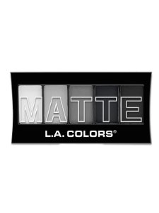 Kit Paleta de Maquiagem L.A. Colors MUSA