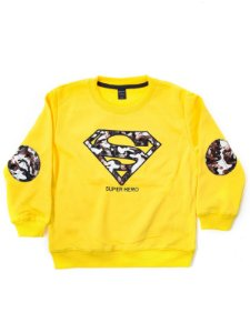 Moletom Infantil GAP Superman