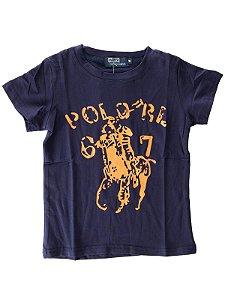 Camiseta Infantil Polo Ralph Lauren