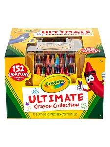 Crayola 152 Cores ESBJ