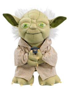 Pelúcia Yoda ESBR