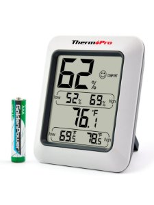 Monitor ThermoPro TP50 ECACO