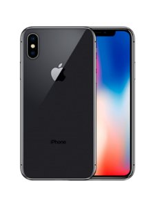 iPhone X 256GB Cinza-Espacial