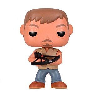 Boneco Pop Daryl - The Walking Dead FPOP