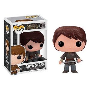 Boneca Pop Arya Stark - Game Of Thrones FPOP