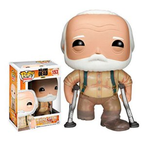 Boneco Pop Hershel - The Walking Dead FPOP