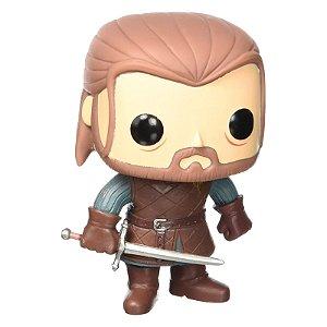 Boneco Pop Ned Stark - Game Of Thrones FPOP