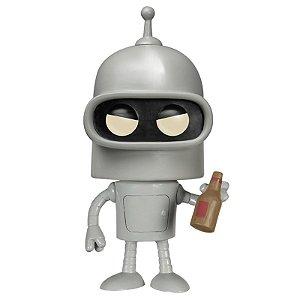 Boneco Pop Bender - Futurama FPOP