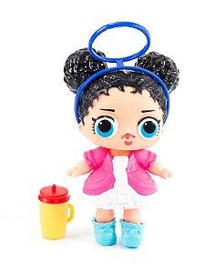 Boneca LQL Lol Lil Sisters Baby