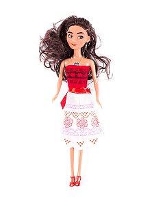 Boneca Princesa Moana