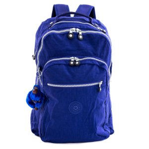 Mochila Escolar Kipling Class Seoul Azul