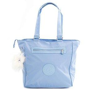 Bolsa De Ombro Kipling Shoulder Bag Azul Claro