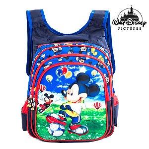 Mochila Infantil Escolar 3D de Costas Mickey