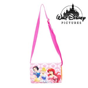 Mini Bolsa Infantil Princesas