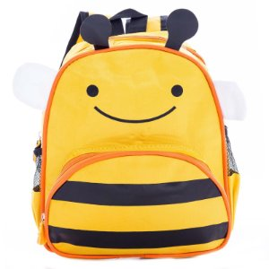 Mochila Infantil Escolar Skip Zoo Hop Bichinhos Abelha
