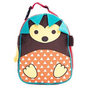 Lancheira Infantil Skip Zoo Hop Bichinhos Porco Espinho