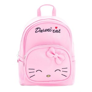 Mochila Infantil Escolar Dawei Cat Hello Kitty