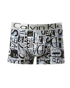 Cueca Calvin Klein Boxer Estampada
