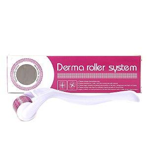 Dermaroller Esfoliador Drs 540 Micro Agulhas De 2,0mm