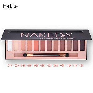 Paleta  Nakeds MPUS
