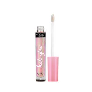 Glow Prismatic Lip Gloss Holographic Pink VISE