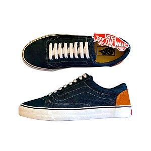 Tênis Vans Azul Jeans TVAN