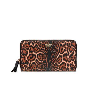 Carteira Forever Leopard VSAC