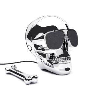 AeroSkull HD+ Speaker Prata AEBU