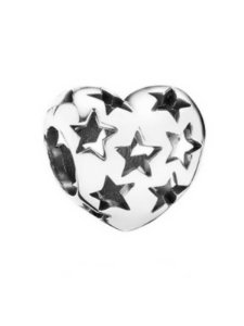 Charm Coração Estrelado PAND