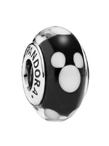 Charm Murano Disney Mickey PAND