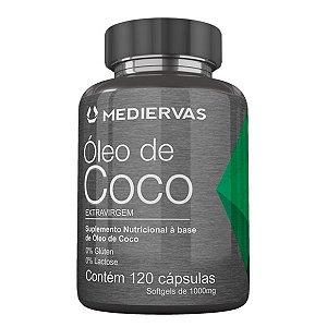 Óleo de Coco 120 Caps SUVI