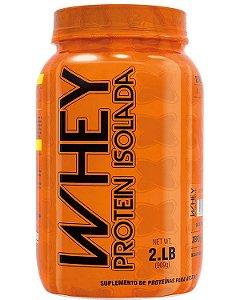 Whey Protein Concent-Isolado - Morango SUVI