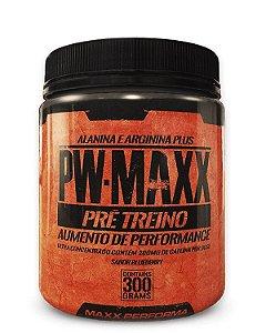 PW - Max - Pré Treino SUVI