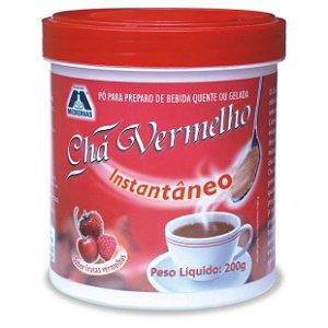 Chá Vermelho Instantâneo SUVI