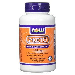Now Foods 7-Keto QBAR