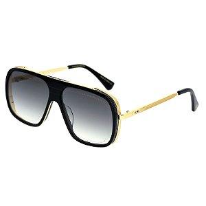 Óculos Dita DTS104-60-01/BLK-GLD