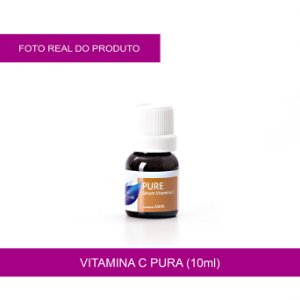 Serum de Vitamina C Pura 10ML
