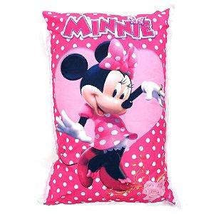 Almofada Decorativa Personalizada Infantil Minnie