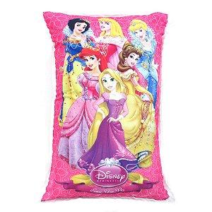 Almofada Decorativa Personalizada Infantil Princesas