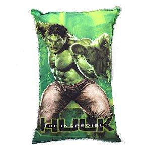 Almofada Decorativa Personalizada Infantil Hulk