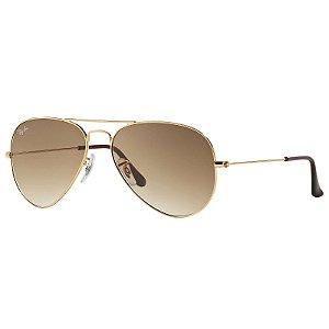 Óculos Ray Ban Aviator Gradiente