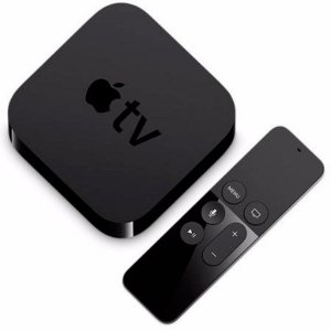 Apple Tv 4k 32 Gb Wifi + Controle Bluetooth - Garantia 1 ano